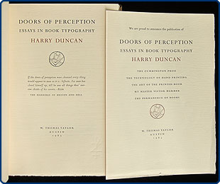 doors of perception essays in book typography 103 understand the importance of maintaining and completing the california agricultural record book  perception standards  typography , posters, sound.