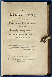 rousseau essay competition Rousseau describes stumbling upon the title of a prize essay competition in a newspaper while walking in the searing heat to visit his friend denis diderot in prison outside paris ' has the progress of the arts and sciences contributed more to the corruption or purification of morals ' the question read.